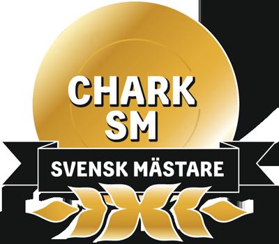 Signal & Andersson har blivit svensk mästare Chark-SM