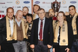 Signal & Andersson – Stolta vinnare i Chark-SM 2018