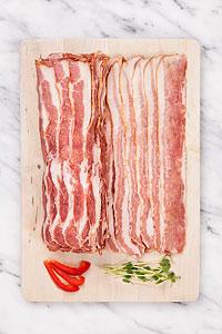 Bacon skiv rullpack SE
